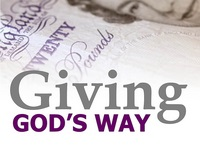 Giving God's Way