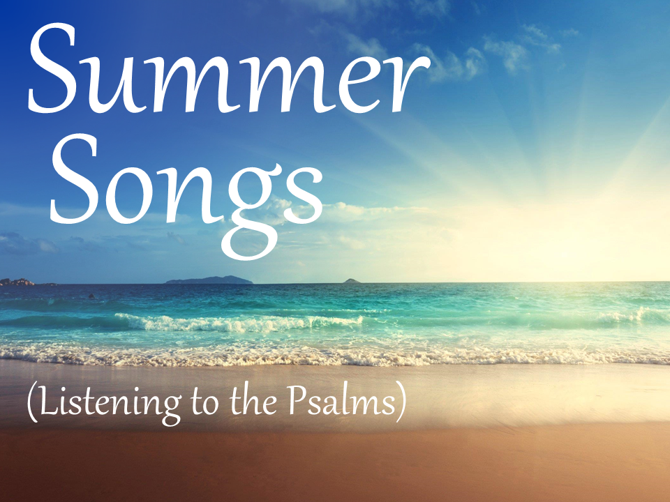 Psalms Sermon Series