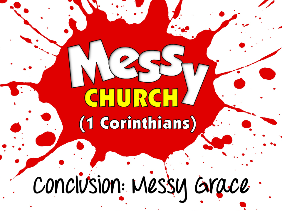 Messy Church Conclusion