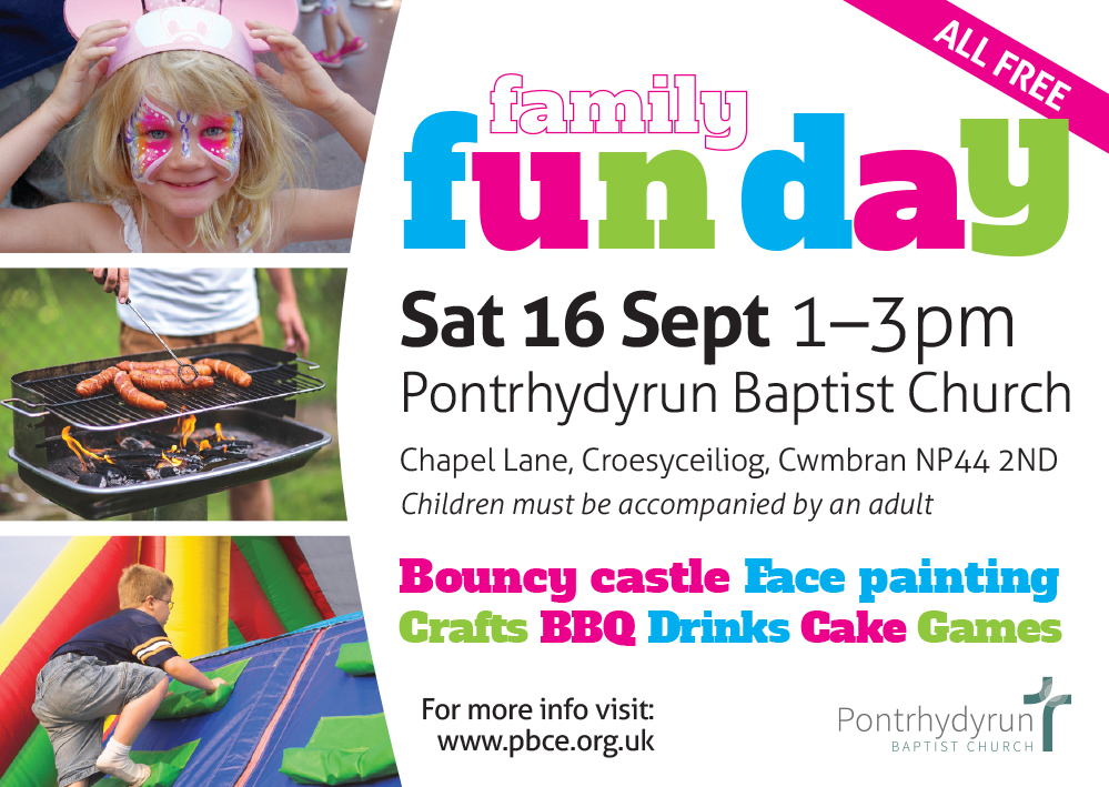 057-17 Fun Day A6 flyer